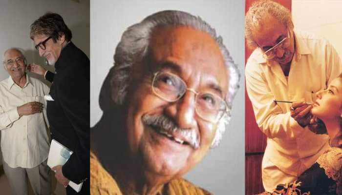 Iconic Bollywood make-up artist Pandhari Juker dies; Amitabh Bachchan, Madhuri Dixit, Manisha Koirala mourn demise