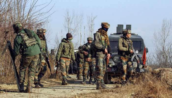 Three terrorists killed in encounter with security forces in Jammu and Kashmir's Tral