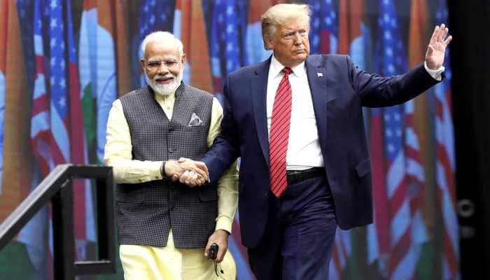 Saving big trade deal with India for later, I like PM Modi a lot, says US President Donald Trump