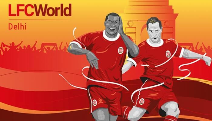 Delhi, English Premier League's Liverpool FC World's next destination
