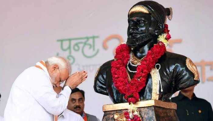 On Chhatrapati Shivaji Maharaj's 390th birth anniversary, PM Modi and other leaders pay tributes