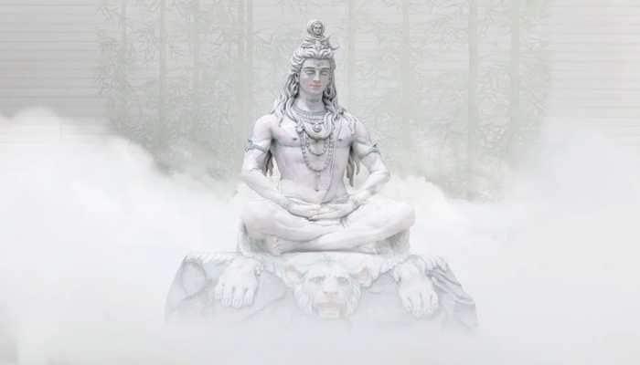 Shiva—your secret eye encapsulates the world!