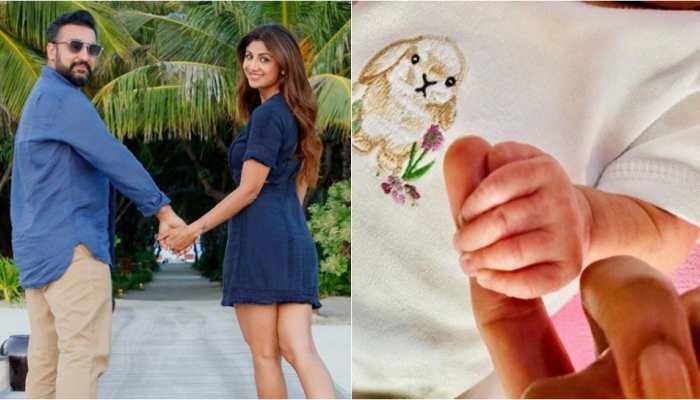 Shilpa Shetty, Raj Kundra become parents again, welcome baby girl via surrogacy