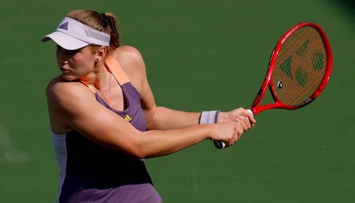 Elena Rybakina downs Karolina Pliskova to reach Dubai semis, Garbine Muguruza bows out