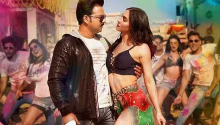 Holi 2020: Pawan Singh collaborates with Lauren Gottlieb for special song 'Kamariya Hila Rahi Hai'