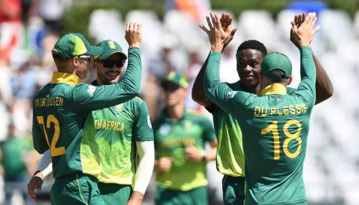 South Africa fined for maintaining slow over-rate in first Australia T20I