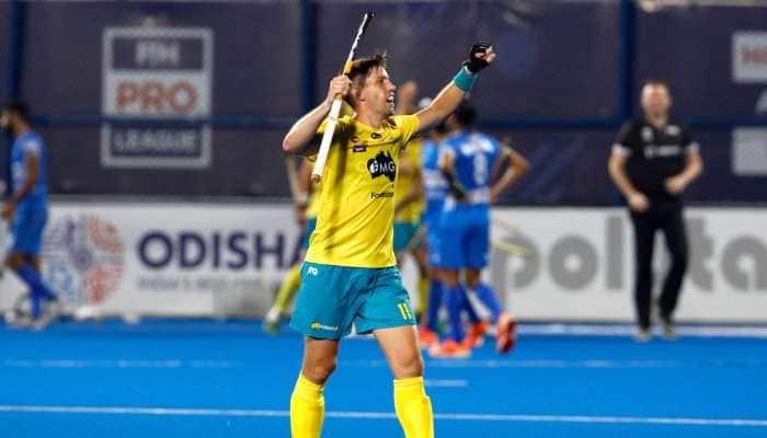 India suffer 3-4 defeat against Australia in FIH Pro Hockey League