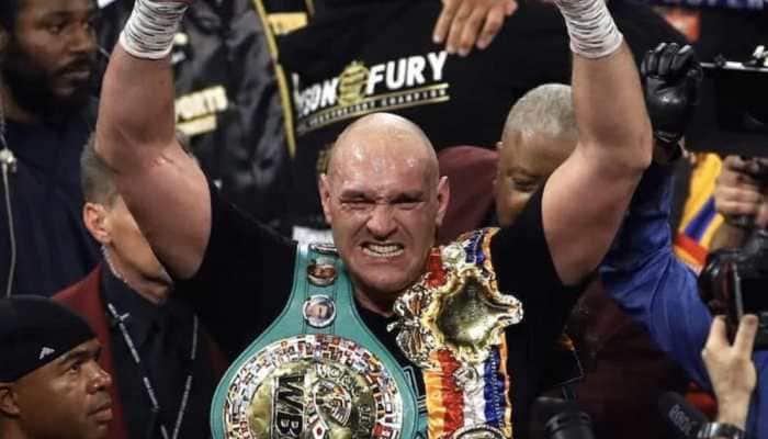 Tyson Fury annihilates Deontay Wilder in heavyweight title rematch