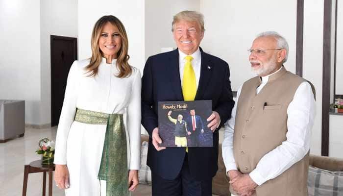 Donald Trump celebrates 'genius' of Bollywood, remembers 'DDLJ' and 'Sholay'