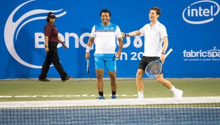 Dubai Tennis Championship: Leander Paes-Matthew Ebden to begin campaign in men's doubles category