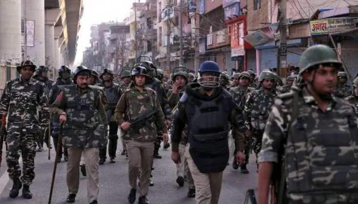 Delhi violence: High alert in Noida, Section 144 imposed