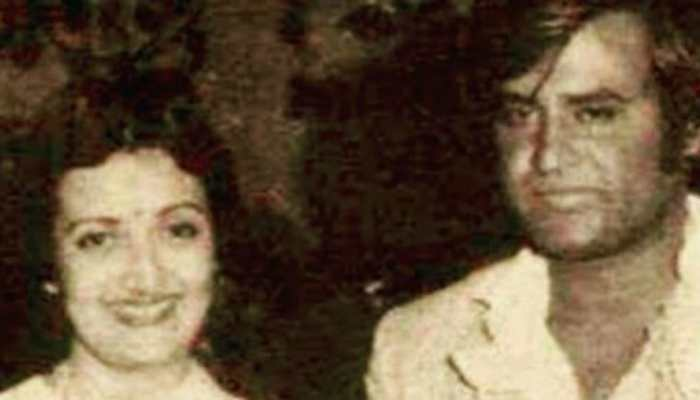 On Rajinikanth and Latha's wedding anniversary, a rare pic of the couple elates the internet