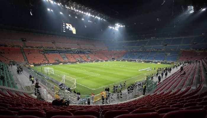 UEFA confirm Inter Milan vs Ludogorets match behind closed doors