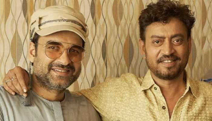 Entertainment news: 'Angrezi Medium' is Pankaj Tripathi's 'guru dakshina' to Irrfan Khan