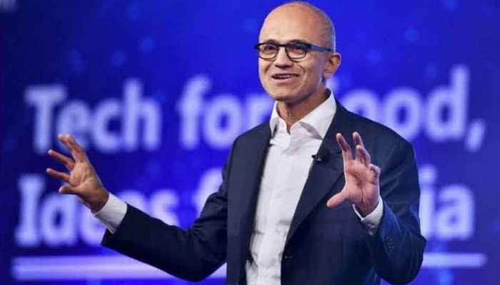 When 13-year-old girl Namya Joshi impressed Microsoft CEO Satya Nadella
