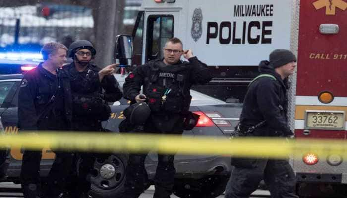 Six people dead, including gunman, in Molson Coors brewery shooting in US Milwaukee