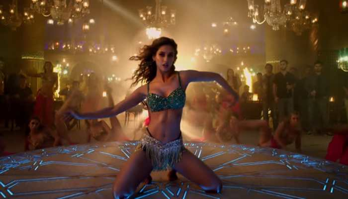 Disha Patani asks Tiger Shroff, 'Do you Love Me' in the most sizzling song from 'Baaghi 3'- Watch
