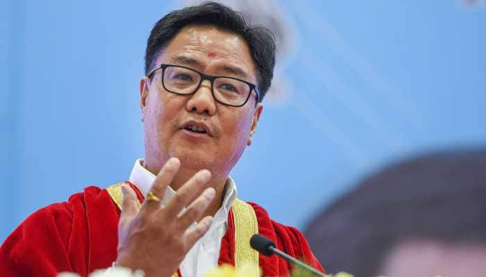 Kiren Rijiju dismisses coronavirus threat, says Olympics preparations in full flow