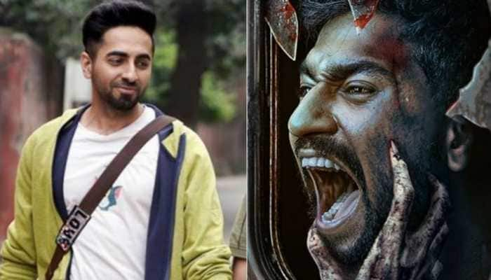 Shubh Mangal Zyaada Saavdhan vs Bhoot: Part One - The Haunted Ship box office report: Ayushmann Khurrana's film races ahead of Vicky Kaushal-starrer