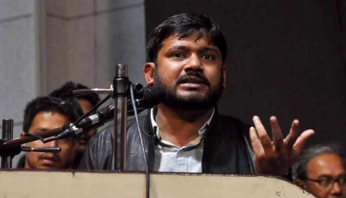 Breaking News: Delhi govt gives go-ahead to prosecute former JNUSU president Kanhaiya Kumar in sedition case