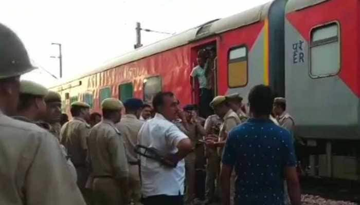 Bomb threat on Dibrugarh Rajdhani Express turns out to be hoax