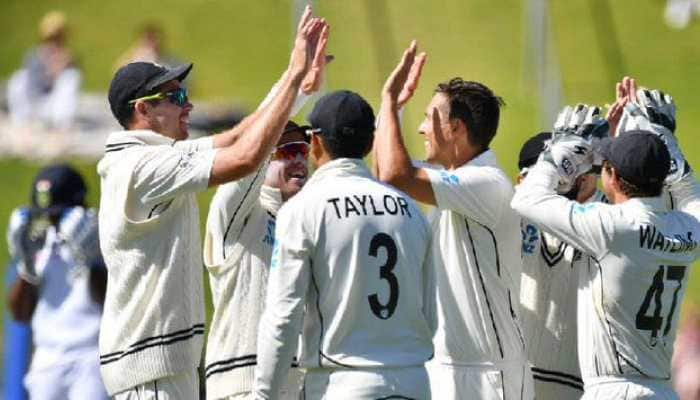 2nd Test Day 1: New Zealand reach 63/0 in first innings  against India at stumps