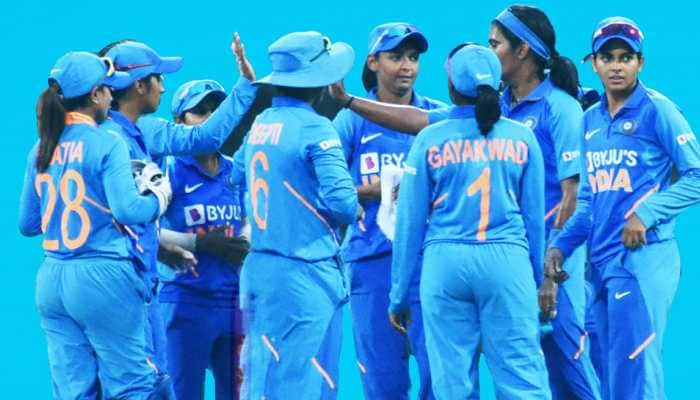Women's T20 World Cup: Unbeaten India end group stage with win over Sri Lanka