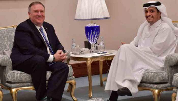 US-Taliban sign historic troop withdrawal deal in Doha