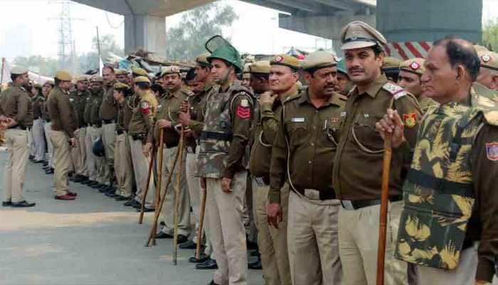 Section 144 imposed in Delhi's Shaheen Bagh; heavy police force deployed