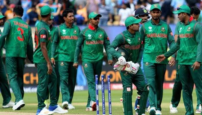 Bangladesh hammer Zimbabwe by 169 runs in 1st ODI