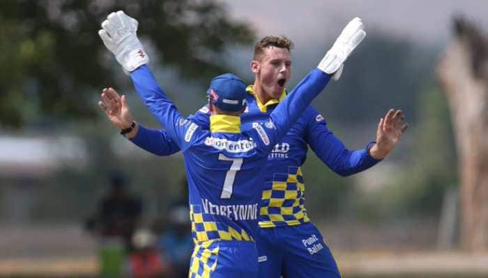 George Linde receives maiden call-up in South Africa squad for India ODIs