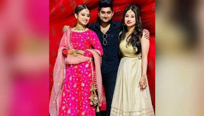 Entertainment news: 'Bigg Boss 12' housemates Deepak Thakur, Roshmi Banik attend Somi Khan's sister's wedding