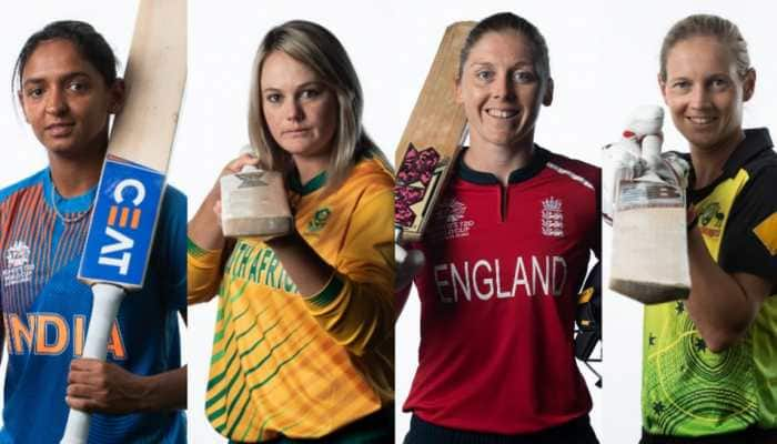 India face England, Australia play South Africa on ICC T20 Women's World Cup semifinals