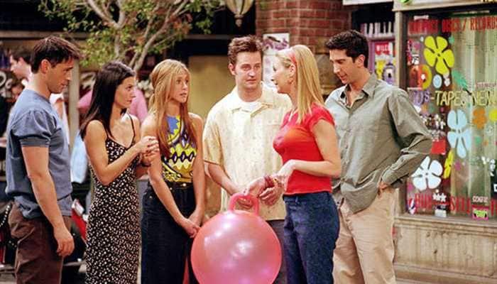 Entertainment news: Brad Pitt made Jennifer Aniston say yes to 'F.R.I.E.N.D.S' reunion