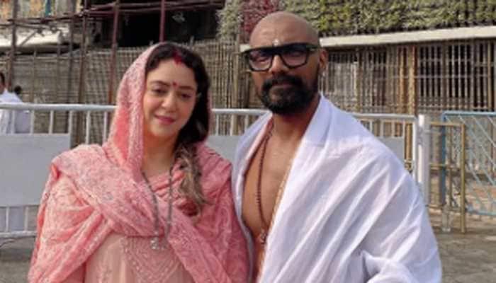 Remo D'Souza goes bald, visits Lord Venkateswara temple at Tirupati - Pic proof