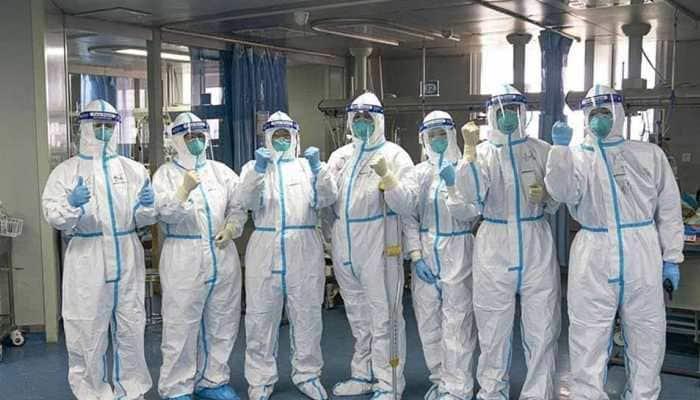 Nervy British lawmakers sweat over coronavirus reaching parliament