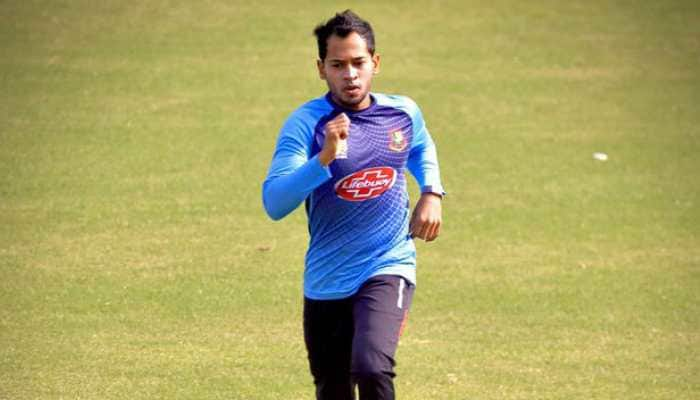 Mushfiqur Rahim rested for Bangladesh's final ODI against Zimbabwe