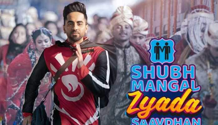 Entertainment News: Ayushmann Khurrana's 'Shubh Mangal Zyada Saavdhan' struggles to maintain pace at Box Office
