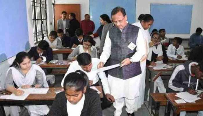 More than 4.5 lakh students skip UP board exam 2020