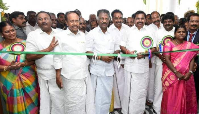 Tamil Nadu CM K Palaniswami says only 15 per cent medical seats allotted to other states