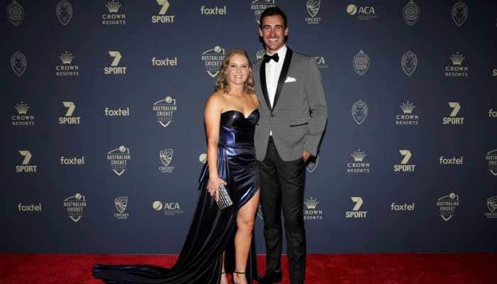 Mitchell Starc to skip 3rd South Africa ODI to watch wife Alyssa Healy in T20 World Cup final