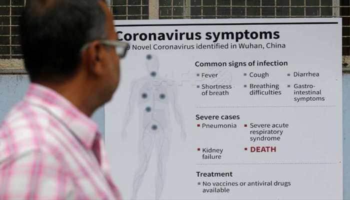 Two People In Punjab Test Positive For Coronavirus India News Zee News
