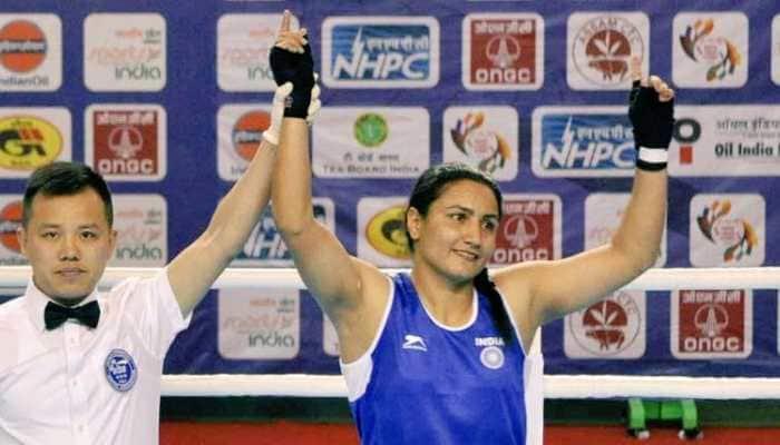 Asian Boxing Olympic Qualifiers: Pooja Rani, Vikas Krishan seal qualification