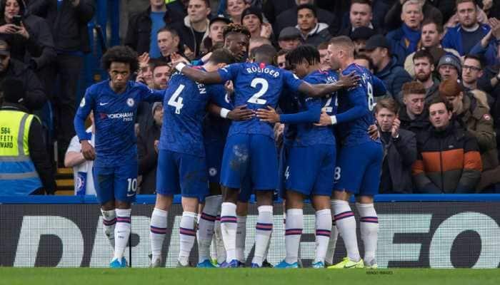 EPL: Chelsea thump former manager Carlo Ancelotti's Everton 4-0