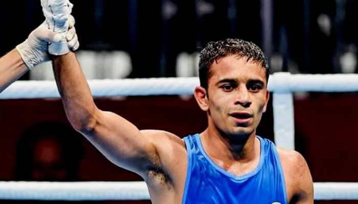 Boxer Amit Panghal books Tokyo Olympics 2020 berth, Sakshi Chaudhary fails to qualify