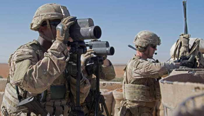 Two US, one British personnel killed in Iraq rocket attack: officials