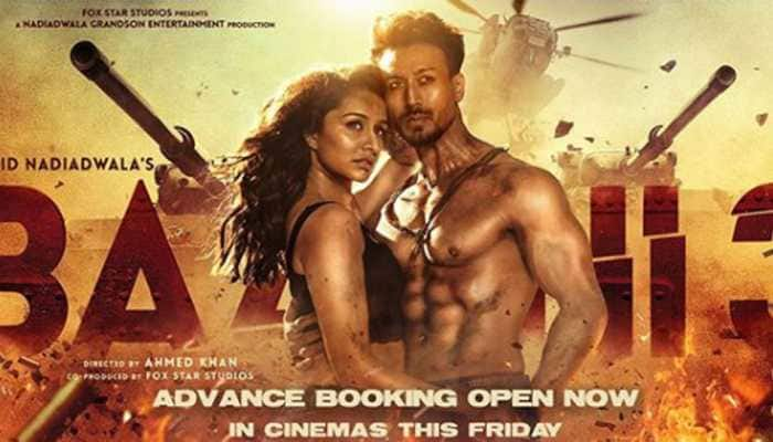 Entertainment News: Tiger Shroff-Shraddha Kapoor's 'Baaghi 3' continues to score well at Box Office