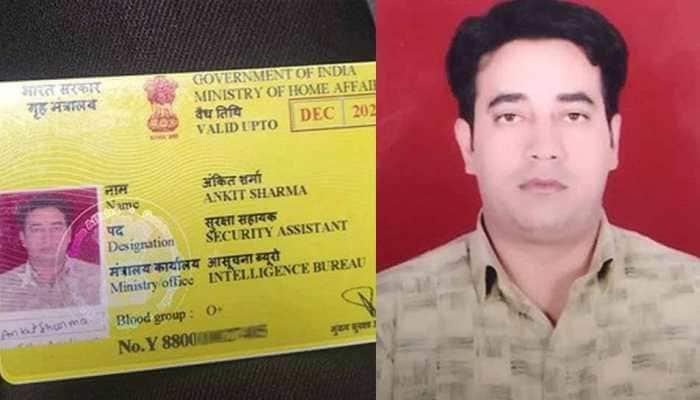 Delhi riots: IB staffer Ankit Sharma murder accused says 'killing was planned conspiracy'