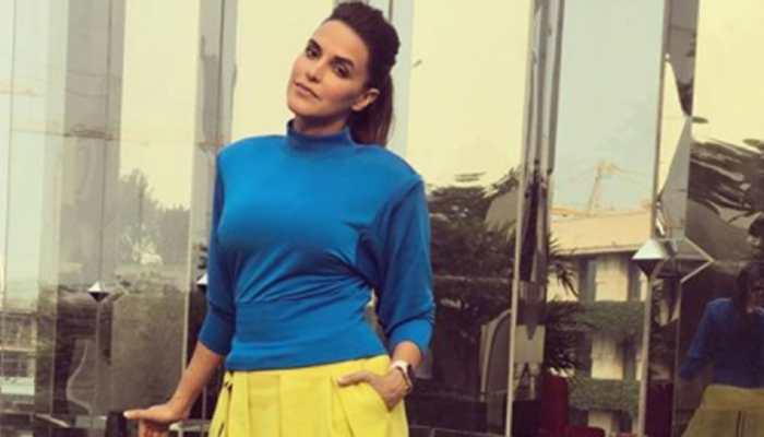 Neha Dhupia trolled, accused of being a 'fake feminist'