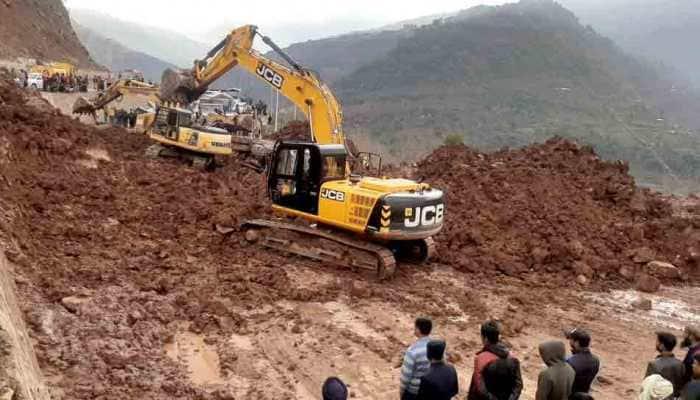 Landslide - Latest News on Landslide | Read Breaking News on Zee News